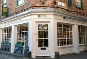 Henshelwoods Deli in York is part of the York Food Festival Taste Trail 2013