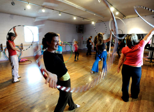 Hooping Classes In York