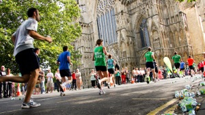 runners in Jane Tomlinson's Run For All York 10k