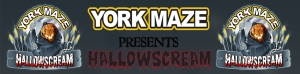 York Maze Halloween event, Hallowscream