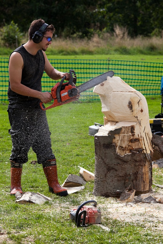 York Wood Festival - Wild About Wood 2013!