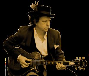 Beverley Blues Festival Ian Siegal