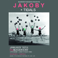 Jakoby and Tidals at York Basement