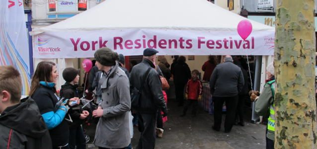 York Residents Festival