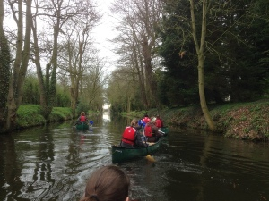 York Canoeing