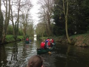 York Canoeing