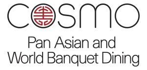 COSMO Pan Asian Cusine Logo