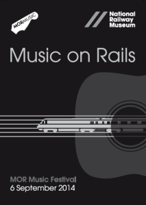 Music on Rails 2014 York NRM