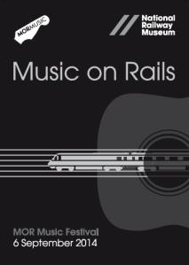 Music on Rails 2014 York NRM