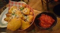 Jamie's Italian Cauliflower Fritti