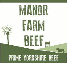 Manor Farm Beef Logo