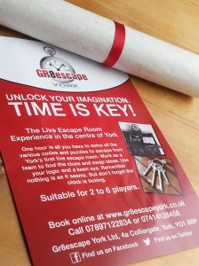 gr8escape york live escape room diploma