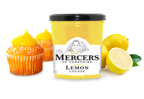 The Mercers of Yorkshire Lemon Curd