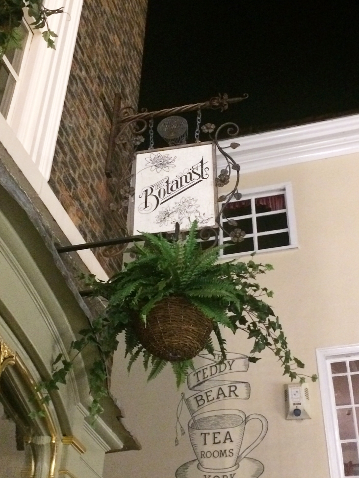 The Botanist York