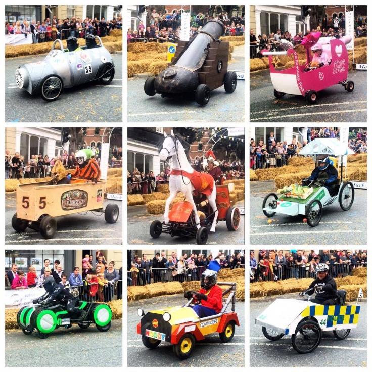 Micklegate Run soapbox york