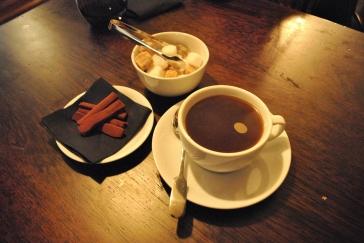 Coffee and Homemade Sweets