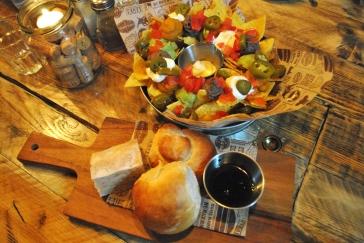 Nachos & Dough Board