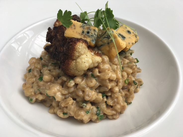 The rectory york risotto