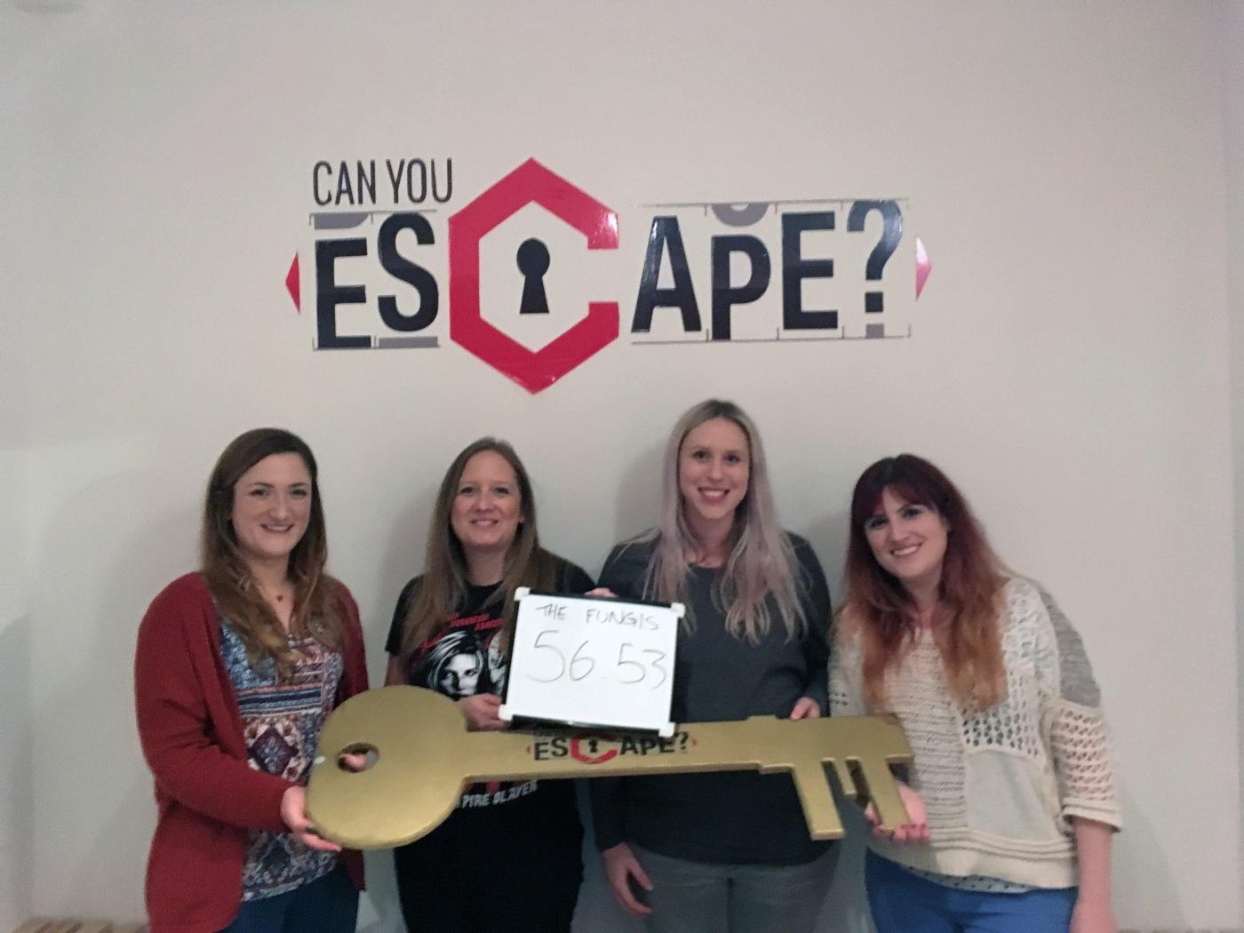 Can You Escape? York Escape Room