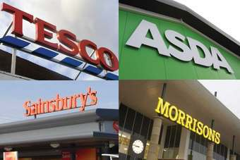 The Supermarket 'Big 4'