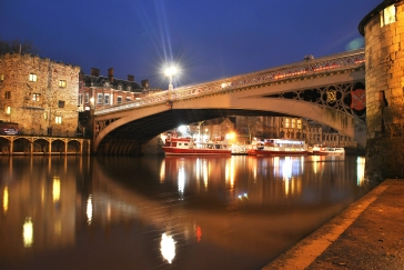 Lendal Bridge. Photo by Liz Cage
