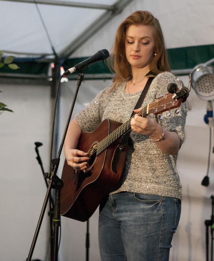 Gracie Falls York musician