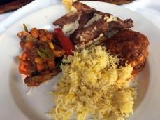 Mumbai Lounge best curry in york