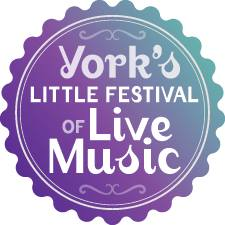 York's little festival of live music girl power